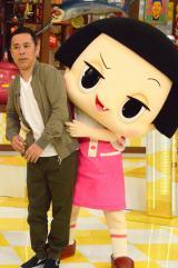 NHK総合『チコちゃんに叱られる!』の取材会に出席した岡村隆史 (C)ORICON NewS inc.