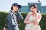 """""""ムロツヨシを育ててきた女""""黄金原聡子(右)と共演した西野七瀬(C)NHK"""