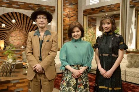 LEGENDゲストのNOKKO(REBECCA)=NHK・BSプレミアムの音楽番組『TheCovers(カバーズ)』3月30日放送(C)NHK