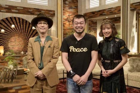 ゲストの竹原ピストル=NHK・BSプレミアムの音楽番組『TheCovers(カバーズ)』3月30日放送(C)NHK
