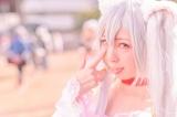 コスプレイベント『acosta!(アコスタ)』で見つけた、コスプレイヤー・ぽんさん (C)oricon ME inc.