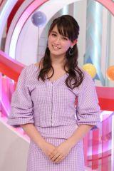 日本テレビ系週末夜のスポーツ報道番組『Going!Sports&News』(毎週土曜、日曜日 後11:55〜)の新お天気キャスターに決定したトラウデン直美 (C)日本テレビ