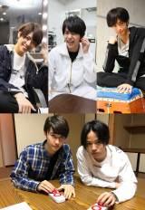 4月11日放送の日本テレビ系『Sexy Zoneのたった3日間で人生は変わるのか!?』 (C)日本テレビ