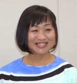 山崎静代 =『南海キャンディーズ初単独ライブDVD「他力本願」』囲み取材 (C)ORICON NewS inc.
