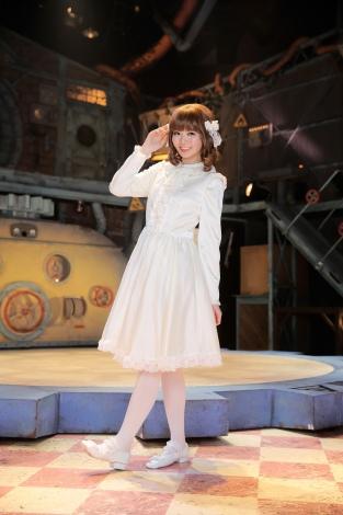 舞台『ギア-GEAR-』East Versionにドール役として出演するアイドルグループ・私立恵比寿中学の安本彩花