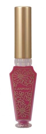 CANMAKEの新商品『リップティントマット 01コーラル』(税抜650円)モテ色の王道!上品な印象に仕上がるコーラル