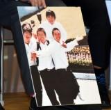 千鳥の学生時代=テレビ東京の新番組『青春高校3年C組』会見 (C)ORICON NewS inc.