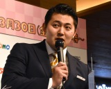 ダイエット宣言した長岡大雅アナウンサー(C)ORICON NewS inc.