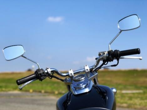 排気量50ccから125ccの「小型バイク」の保険について解説(画像はイメージ)