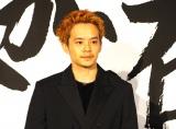 ドラマ『宮本から君へ』制作発表会見に出席した主演の池松壮亮 (C)ORICON NewS inc.