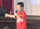 猫ひろし=『電撃クレイジーナイト スペシャルライブ! 三五十五ゆかりの芸人達 大集合』 (C)ORICON NewS inc.