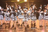 『AKB48単独コンサート〜ジャーバージャって何?』(昼公演)「フライングゲット」 (C)ORICON NewS inc.