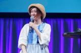 『AnimeJapan2018』のアニメ『からかい上手の高木さん』のステージイベントに出席した高橋李依