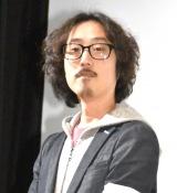 映画『三十路女はロマンチックな夢を見るか?』初日舞台あいさつに出席した山岸謙太郎監督 (C)ORICON NewS inc.