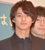 映画『honey』初日舞台あいさつに登壇したKing & Prince・平野紫耀 (C)ORICON NewS inc.