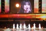 冨吉明日香センター「夕陽を見ているか?」=『HKT48春のアリーナツアー2018〜これが博多のやり方だ!〜』埼玉公演 (C)ORICON NewS inc.