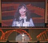AKB48の新センター小栗有以がアンコール冒頭1人で登場 (C)ORICON NewS inc.