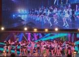AKB48が新曲「Teacher Teacher」初披露 (C)ORICON NewS inc.