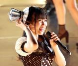 矢吹奈子=『AKB48単独コンサート〜ジャーバージャって何?』夜公演より (C)ORICON NewS inc.