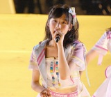 小栗有以=『AKB48単独コンサート〜ジャーバージャって何?』夜公演より (C)ORICON NewS inc.