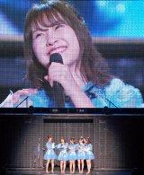 チームBのBはBeautifulのB?BUSUのB?=『AKB48単独コンサート〜ジャーバージャって何?』夜公演より (C)ORICON NewS inc.