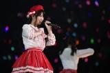 台湾留学生・まちゃりんこと馬嘉伶=『AKB48単独コンサート〜ジャーバージャって何?』夜公演より (C)AKS