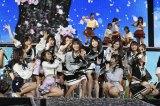 入山杏奈壮行会=『AKB48単独コンサート〜ジャーバージャって何?』夜公演より(C)AKS