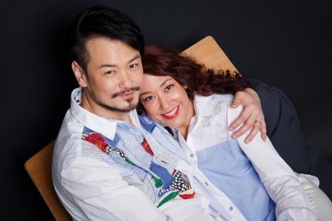サムネイル 結婚を生報告した純烈・小田井涼平&LiLiCo