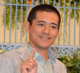NHKの朝の情報番組『あさイチ』スタジオ会見に出席した博多華丸 (C)ORICON NewS inc.