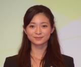 テレビ朝日の新入社員・住田紗里さん=テレビ朝日の入社式(C)ORICON NewS inc.