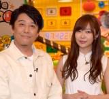 (左から)坂上忍、指原莉乃 (C)ORICON NewS inc.
