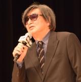 映画『のみとり侍』の完成披露舞台あいさつに出席した鶴橋康夫監督 (C)ORICON NewS inc.