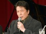 ミュージカル『生きる』の製作発表会見に出席した鹿賀丈史 (C)ORICON NewS inc.