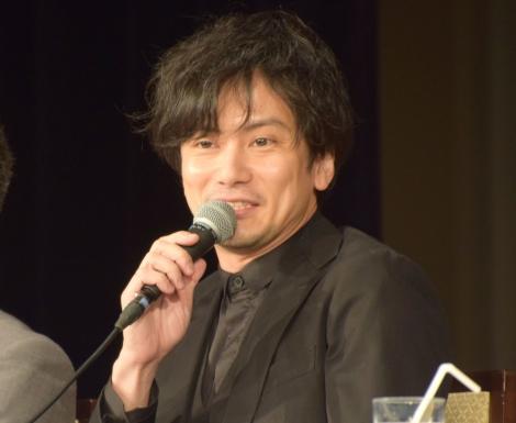 ミュージカル『生きる』の製作発表会見に出席した小西遼生 (C)ORICON NewS inc.