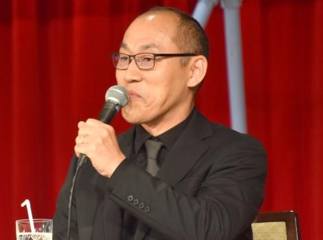 ミュージカル『生きる』の製作発表会見に出席した山西惇 (C)ORICON NewS inc.