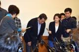 多くの報道陣が集まった加山雄三の会見 (C)ORICON NewS inc.