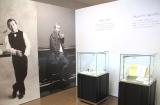 思い出の品が展示された会場の模様=左とん平さんのお別れの会 (C)ORICON NewS inc.