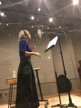 新CM『Don't 般若 Me〜飛んでけ、イライラ!!〜』篇でMINMIがテーマ曲を歌唱 レコーディング風景