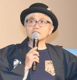 """師匠・ビートたけしの""""独立騒動""""に言及した水道橋博士 (C)ORICON NewS inc."""