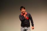 お笑いライブ『タイタンライブ』4月公演に出演する松尾アトム前派出所