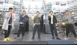 AbemaTVの新番組『新しい別の窓』に出演した(左から)北川悠仁、香取慎吾、草なぎ剛、稲垣吾郎、岩沢厚治