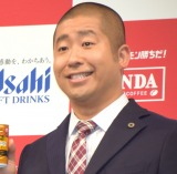 『WONDA 2018年ブランド戦略発表会』に出席したハライチ・澤部佑 (C)ORICON NewS inc.