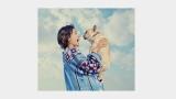 竹内結子と草なぎ剛の愛犬・くるみちゃんがミラーレスカメラ『EOS Kiss M』新TVCMに出演