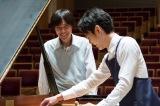 調律を依頼するピアニストを演じる(C)2018「妻よ薔薇のように 家族はつらいよIII」製作委員会