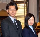 プライベートでも親交のある(左から)三浦翔平、吉高由里子 (C)ORICON NewS inc.