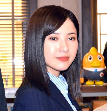 日本テレビ系連続ドラマ『正義のセ』囲み取材に出席した吉高由里子 (C)ORICON NewS inc.