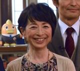 日本テレビ系連続ドラマ『正義のセ』囲み取材に出席した阿川佐和子 (C)ORICON NewS inc.