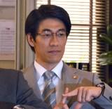 日本テレビ系連続ドラマ『正義のセ』囲み取材に出席した夙川アトム (C)ORICON NewS inc.