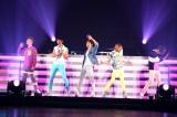 2010年末に国立代々木第一体育館で行った初の日本単独コンサート