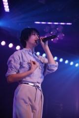 AKB48 チーム8の4周年記念公演で早坂つむぎが卒業を発表 (C)AKS
